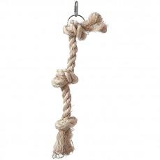 Corde de Tarzan en Sisal Medium - Jouet Perroquet