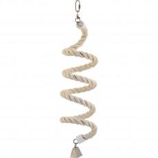Spirale Sisal Medium - Jouet Perroquet