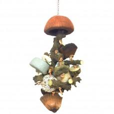 Grand Coconut - Jouet Perroquet