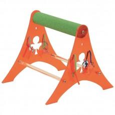 Parc de Table Avec Perchoir Limant Pour Perroquets - Large