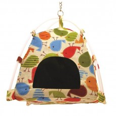 Tente de Camping à Suspendre pour Grandes Perruches