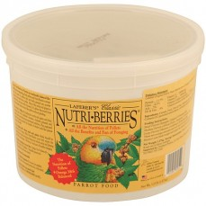 Lafeber - Nutri-Berries Classic 1,47 kg - Repas Complet pour Perroquets