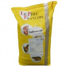 Le Père François - Mélange pour Basse Cour Gallinagrains - 25 kg