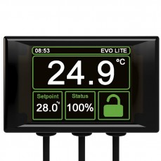 Microclimate - Thermostat EVO OLED EU Black
