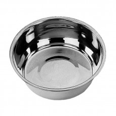 Mangeoire Inox - Gamelle pour Chien ou Chat - 13 cm - 350 ml