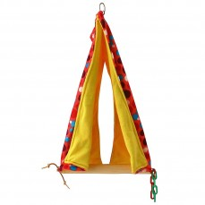Tente Tipi pour Perroquets - Extra Large