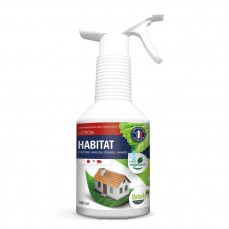 Naturlys - Lotion Insecticide Antiparasitaire pour l'Habitat - 500 ml