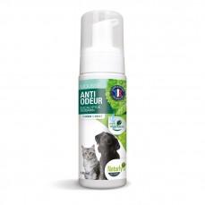 Naturlys - Mousse Anti Odeur Eucalyptus / Romarin Pour Chiens et Chats - 140 ml