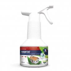 Naturlys - Lotion Insecticide Antiparasitaire pour l'Habitat - 240 ml