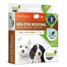 Naturlys - Comprimés Bien être et Hygiène Intestinale Chiots et Petits Chiens (aux plantes)