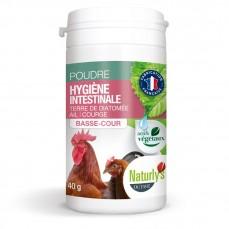 Naturlys - Poudre pour l'Hygiène Intestinale des Oiseaux de Basse Cour - 40 gr