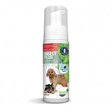 Naturlys - Mousse Anti-Parasitaire Insect Plus Chien et Chiot - 140 ml