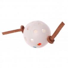 Wiffle Ball - Jouet de Patte pour Perruches et Grandes Perruches
