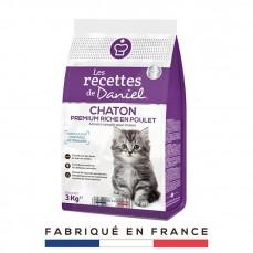Recettes De Daniel - Croquettes Chaton - 3 Kg