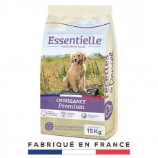Recettes De Daniel - Croquettes Essentielle Croissance Premium pour Chiot de Grandes Races - 15 Kg