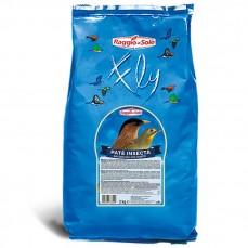 Raggio di Sole - Insecta - Pâtée grasse pour Insectivores - 2 kg