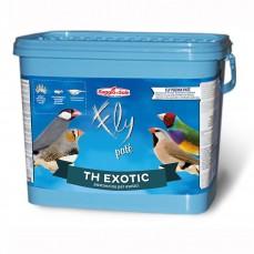 Raggio di Sole - TH Exotic 4 kg - Pâtée grasse aux Oeufs pour Canaris / Exotiques