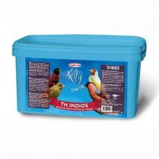 Raggio di Sole -  TH Indios 1,5 kg - Pâtée Grasse non Colorante pour Indigènes