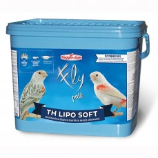 Raggio di Sole - TH Lipo Soft 4 kg - Pâtée Grasse Blanche pour Canaris