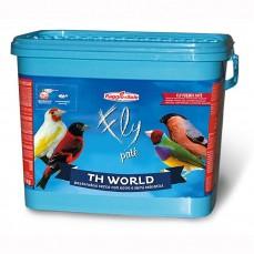 Raggio di Sole - TH World 4 kg - Pâtée Sèche Universelle pour Tous Oiseaux