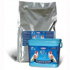 Raggio di Sole - TH White - Extra Pâtée Sèche Blanche non Colorante Canaris / Exotiques - 12 kg