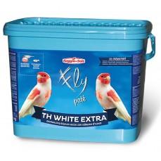Raggio di Sole - TH White Extra 4 kg - Pâtée Sèche Blanche non Colorante Canaris / Exotiques