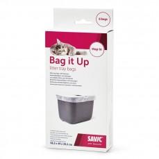 Sachet pour Litière Chat - Bag it Up Speciale Hop In - 6 sachets