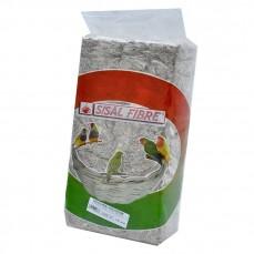 Mélange de Fibres Naturelles pour Nid : Coco + Sisal + Jute + Coton - 100 gr
