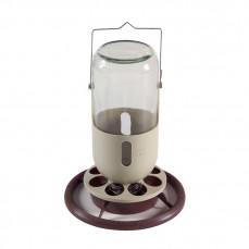 Fontaine Lampe de Mineur en Verre - 1 L