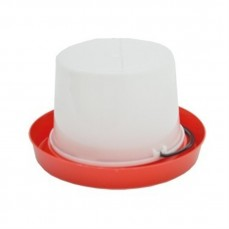Abreuvoir Fontaine Plastique - 6 L