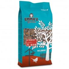Emma's Garden All Season 4 kg - Mélange toutes saisons pour oiseaux du ciel