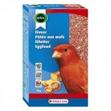 Orlux - Pâtée aux Œufs Sèche Rouge pour Canaris - 1 kg