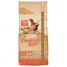 Country's Best - Gold 4 Mix - Aliment Complet pour Poules Pondeuses - 20 kg