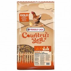 Country's Best - Gold 4 Mix - Aliment Complet pour Poules Pondeuses - 5 kg