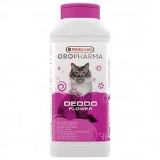 Oropharma - Déodo Flower - Déodorant de Litière pour Chat Parfum Floral - 750 gr