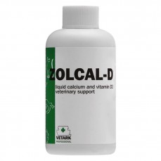 Vetark - Calcium Liquide Zolcal-D - 120 ml