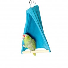 Titi Tente à Perchoir Large - Tente pour Perroquet