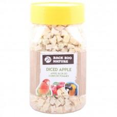 Zoofaria - Dés de Pomme Séchés - Friandise pour Oiseaux - 100 gr