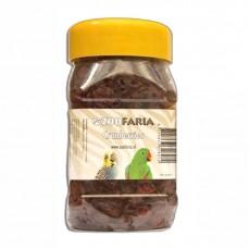 Zoofaria - Cranberries Séchées - Friandises pour Oiseaux - 300 gr