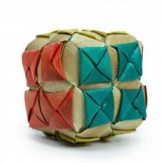 Pat le Cube - Jouet de Patte pour Perroquet