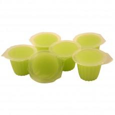 Fruit Cups - Gelée au Fruit Parfum Melon - Lot de 6 Pièces