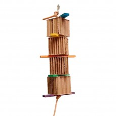 Zoo-Max - Shredding Tower Nid d'Abeille -  Large