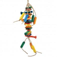 Zoo-Max - Dynamite Toy - Jouet pour Grande perruche