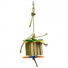 Zoo-Max - Super Cube - Jouet perroquet