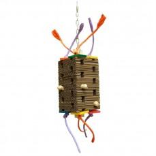 Zoo-Max - Foraging Tower - Medium - Jouet Perroquet