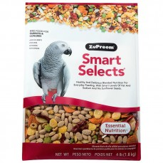 Mélange Zupreem Smart Select Perroquet / Conure - 1.8 kg