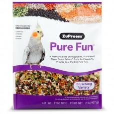 Mélange ZuPreem Pure Fun Grande Perruche - 907 gr
