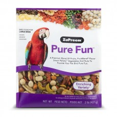 ZuPreem Pure Fun Perroquet - 907 gr