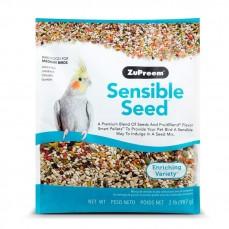 Mélange ZuPreem Sensible Seed Grande Perruche - 907 gr