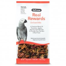 Friandises ZuPreem Real rewards - Orchard Mix Perroquet - 170 gr